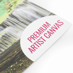 Artist Canvas Digitally Printed