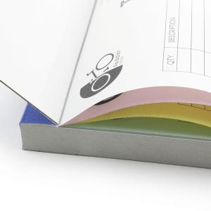 A5 Quadruplicate NCR Book