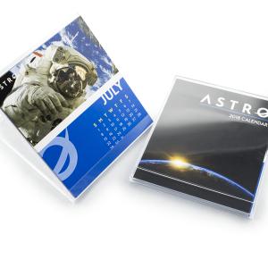 350gsm Cassette Calendar 13pp Gloss