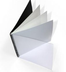 Example of a Clear PVC Cover