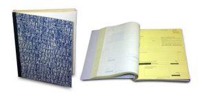 Carbonless Book