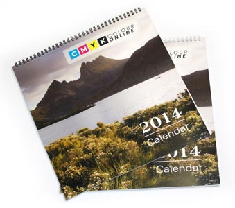 Wire Bound Calendar 300x300mm