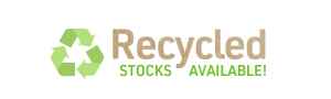 Recycled Stocks Available