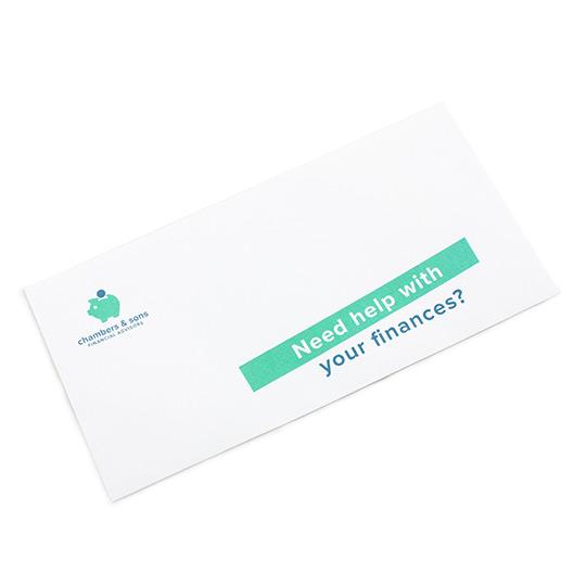 DL Plain Face Envelope