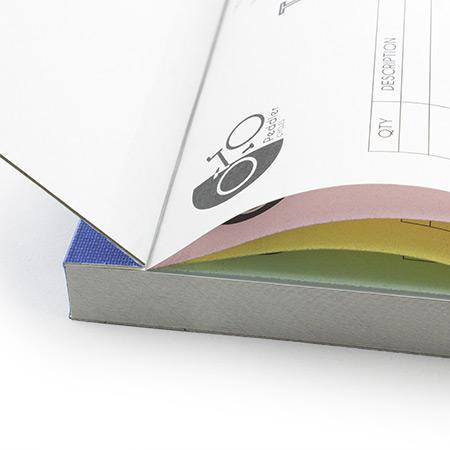 A5 NCR Book