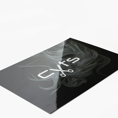 A6 350gsm Gloss Laminate