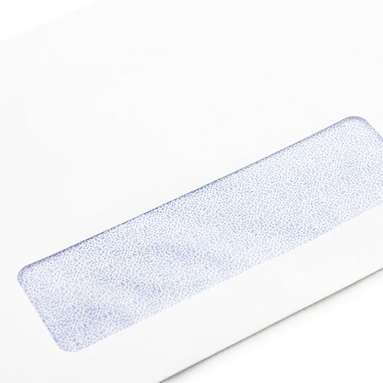 DL Window Face Secretive Envelope