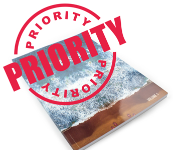 Perfect Bound Books inc Priority Dispatch