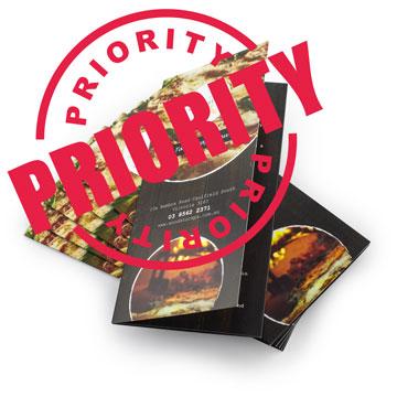 Priority 360x360 Folded Menu Icon